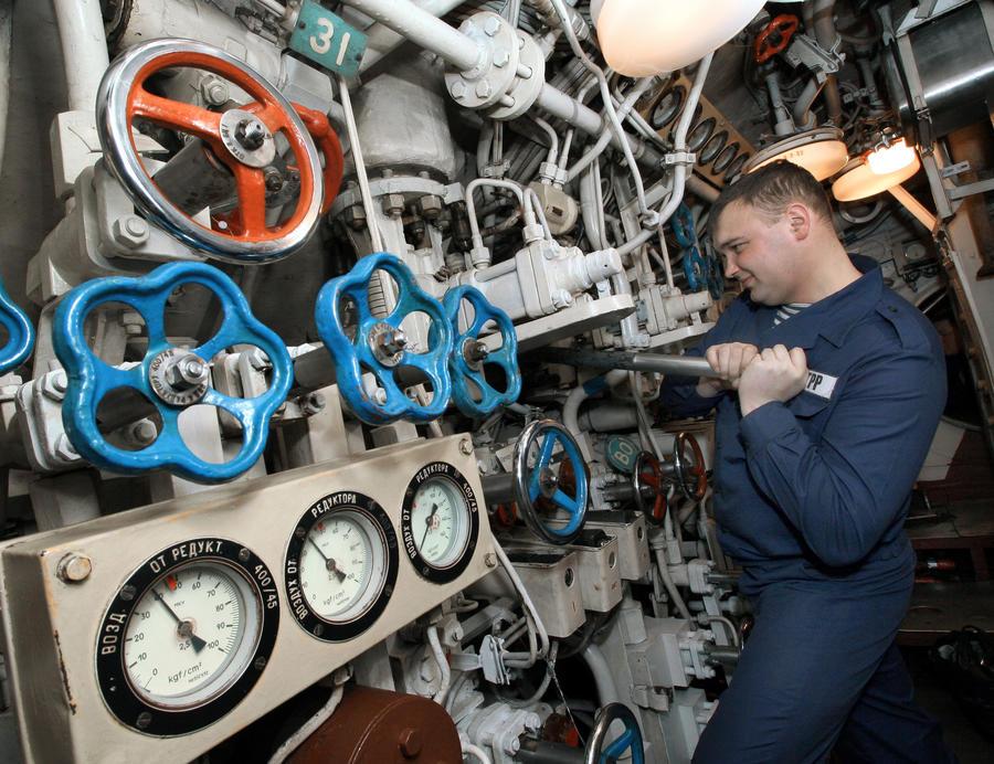 Россия научит воевать вьетнамских подводников