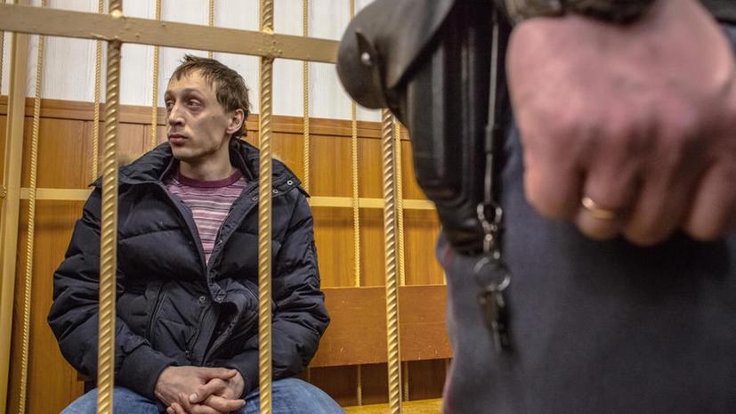 Солист Большого театра Дмитриченко просит суд об очной ставке с Сергеем Филиным