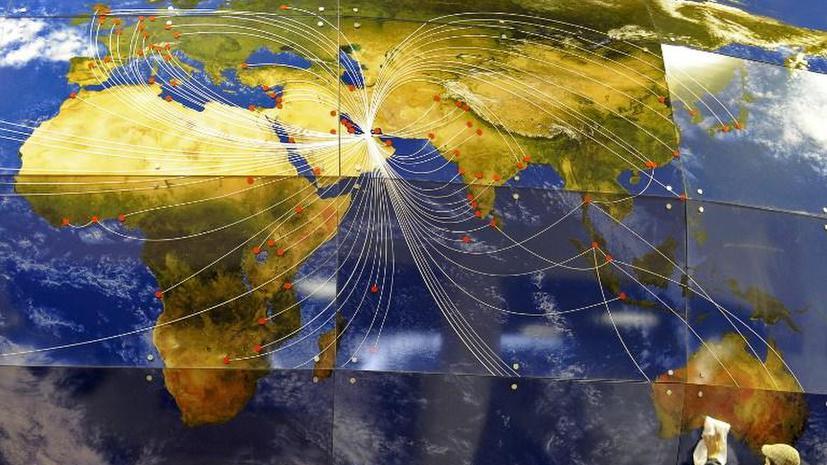 Рисуя карту мира по памяти, студенты из США «забыли» про Антарктиду и половину стран