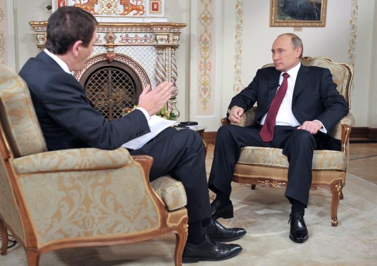 За интервью с президентом России немецкий журналист получил «неуд»