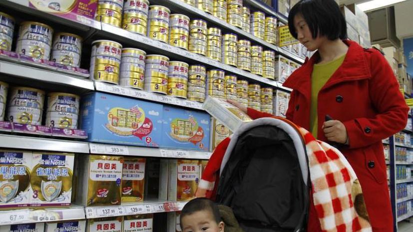 В Гонконге массово арестовывают китайцев за контрабанду детского сухого молока