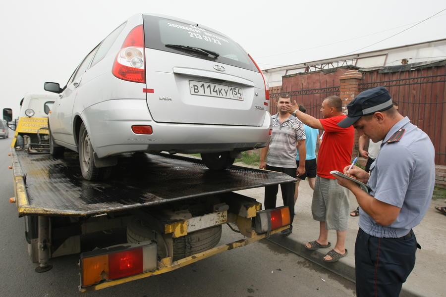 СМИ: Возвращать эвакуированные машины станет легче