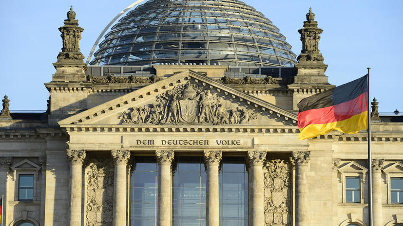 Бундестаг заподозрили в хранении украденных нацистами произведений искусства