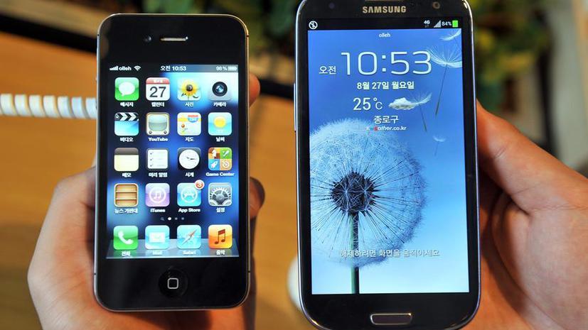 Эксперты: Война Apple против Samsung — на самом деле война между Apple и Google