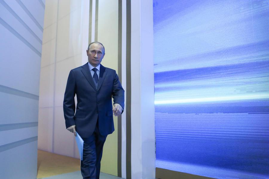 Положительную оценку деятельности Путина дают 63% россиян