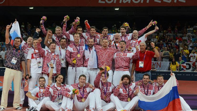 Главные победы российских спортсменов в 2012 году