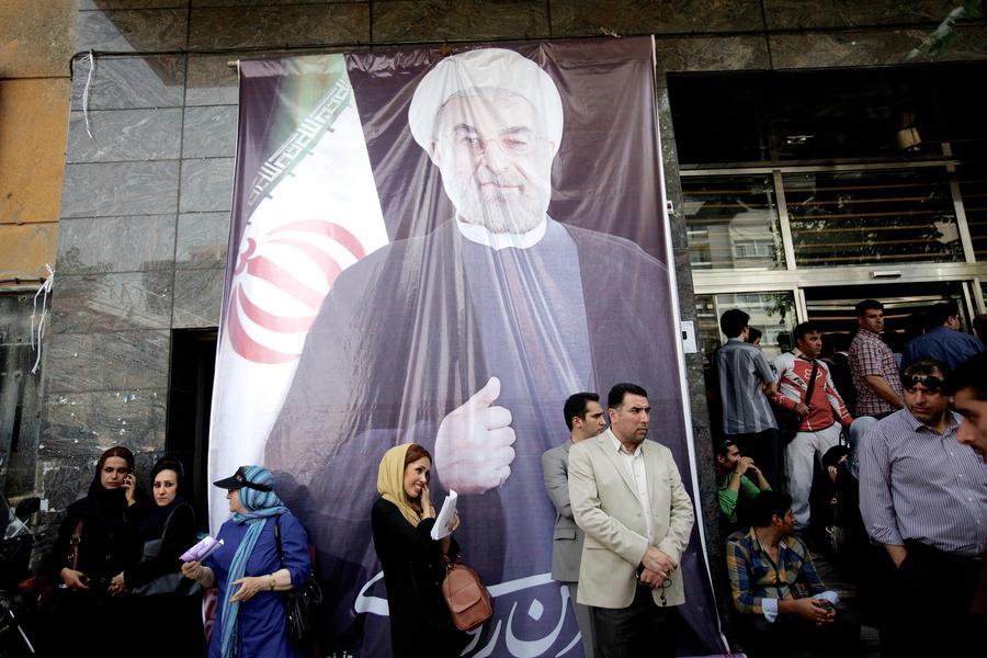 Владимир Путин поздравил новоизбранного президента Ирана Хасана Роухани