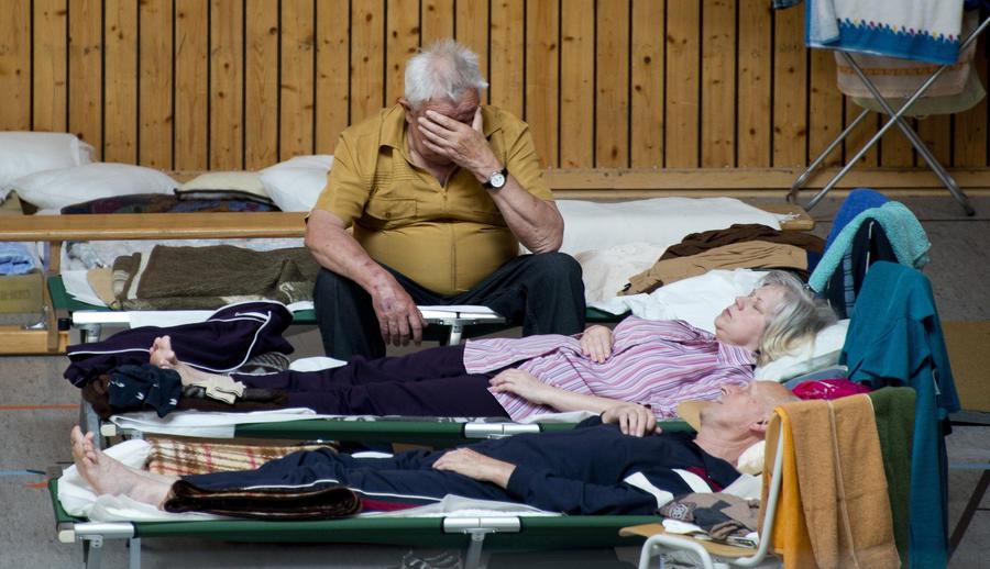 Ежедневно семь человек в Ирландии становятся бездомными