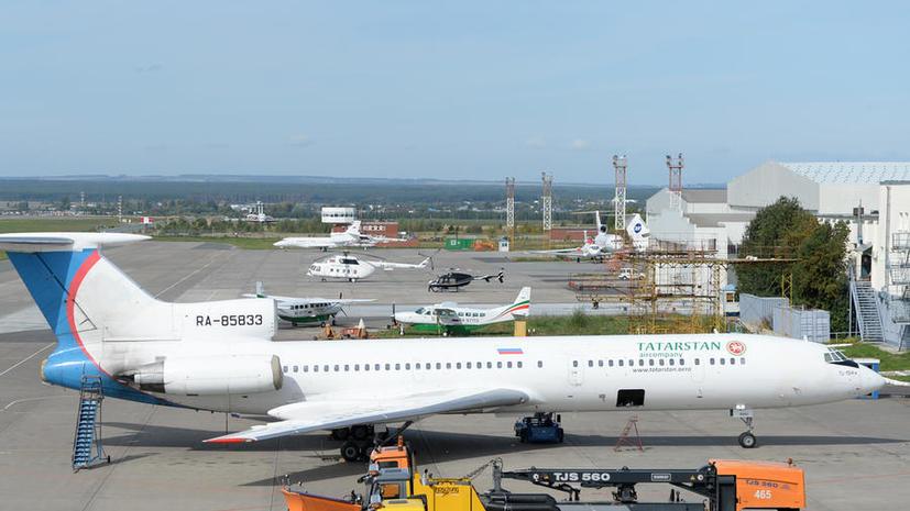 Авиакомпания «Татарстан» задолжала сотрудникам  61 млн рублей