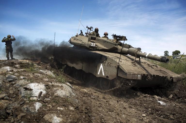 Замминистра иностранных дел Сирии: атаки израильских ВВС – «объявление войны»