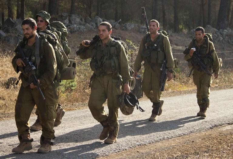 Израильские войска проводят «тренировочные маневры» в арабских деревнях