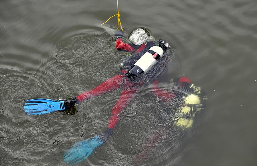 Американские беспилотники смогут взлетать из-под воды