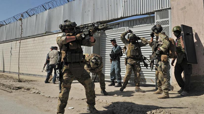 В столице Афганистана вооружённые боевики захватили аэропорт