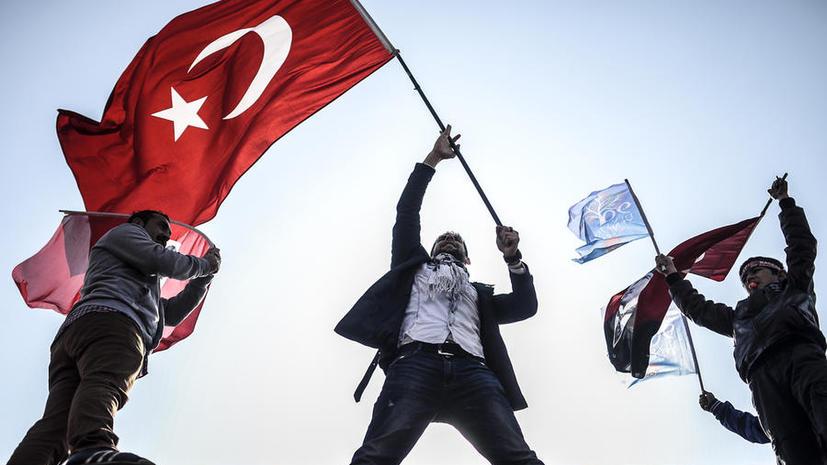 В драках на избирательных участках в Турции погибли девять человек