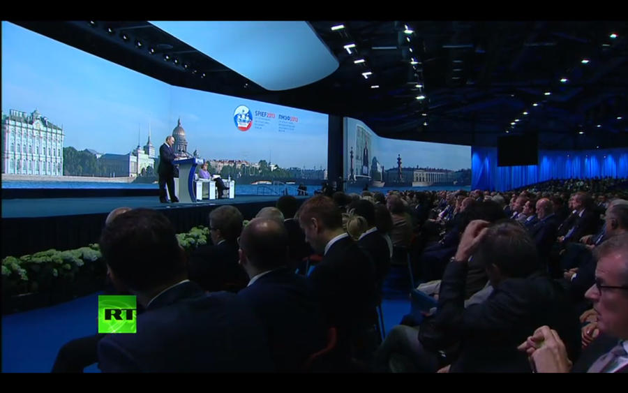 Владимир Путин предложил объединить Высший арбитражный и Верховный суды и провести экономическую амнистию
