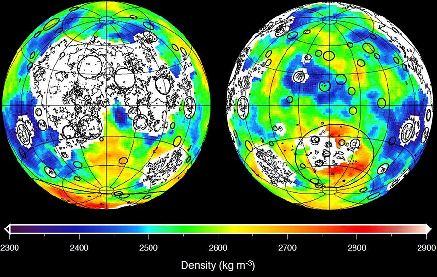 NASA: Луна появилась в результате столкновения с огромным небесным телом