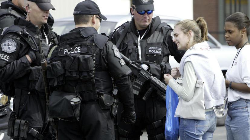 Делегация из США будет расследовать Бостонский теракт в России