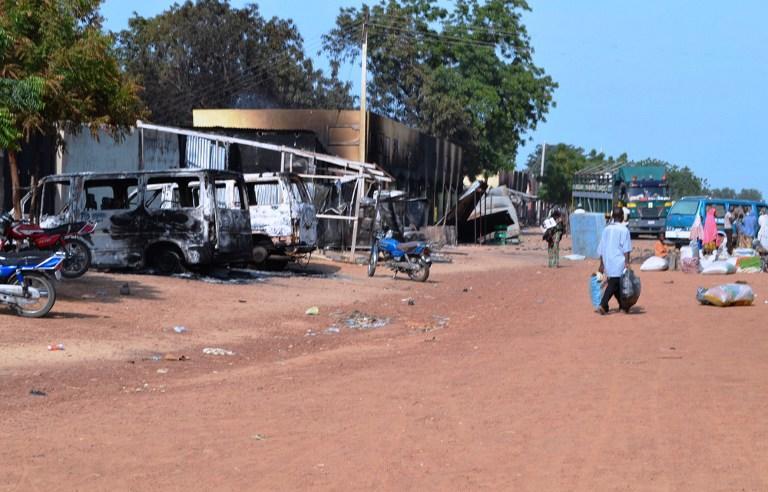 Число жертв погромов в Нигерии возросло до 143 человек