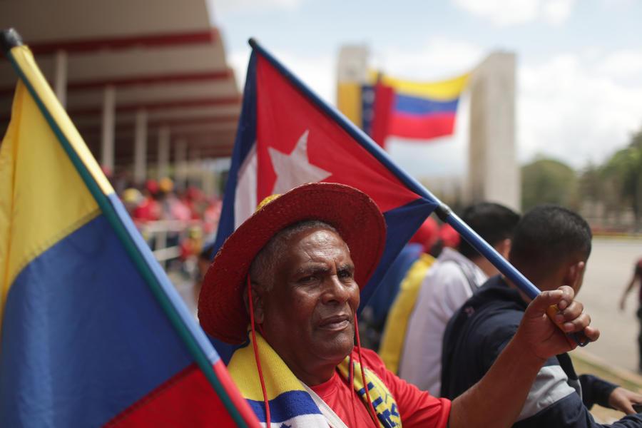 Венесуэла считает США главным вдохновителем насилия во всём мире