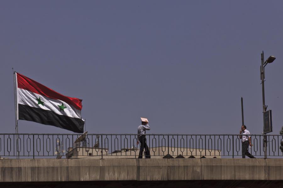МИД: трое сотрудников посольства РФ в Дамаске получили ранения при атаке на дипмиссию