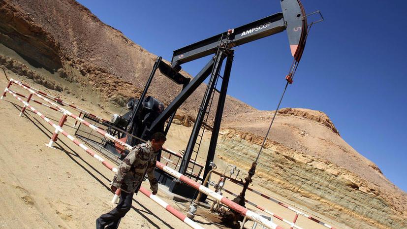 Массовые хищения нефти в Ливии спровоцировали правительственный кризис