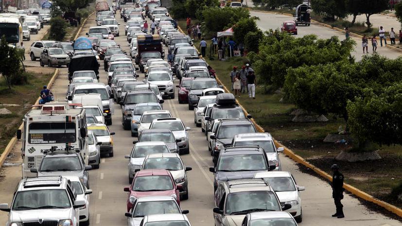 Германия заблокировала ограничение Евросоюза на выброс вредных веществ в атмосферу на дорогах