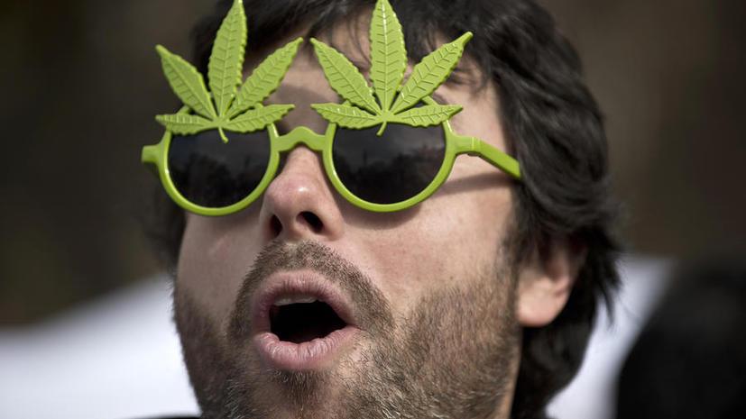 В США создали духи с ароматом марихуаны