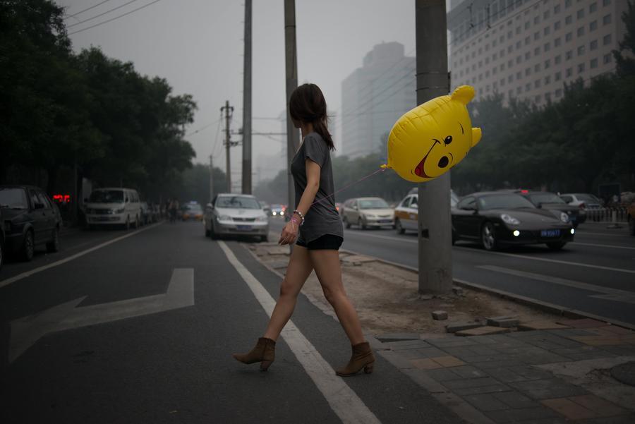 Власти Пекина ограничили автомобильное движение по дням недели