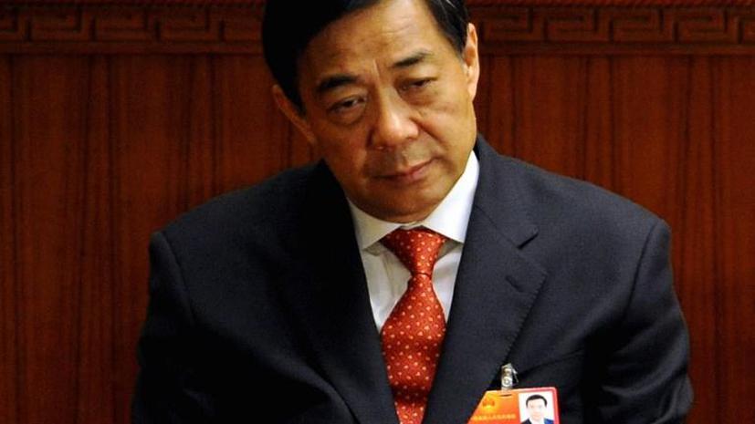 Бывшему китайскому чиновнику Бо Силаю предъявлены обвинения в коррупции