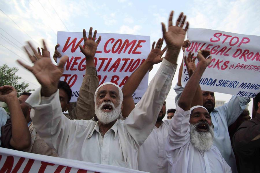 Правозащитники: Американские беспилотники нарушают международное право