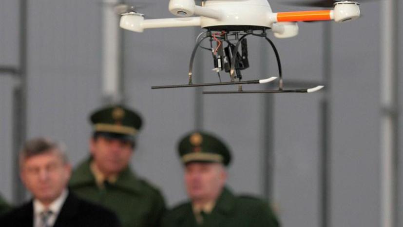 Норвежская фирма заключила контракт с США на производство мини-беспилотника