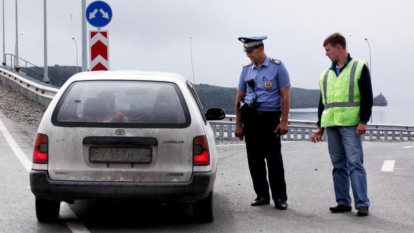 МВД разъяснило, как и когда полиция может пользоваться чужими автомобилями