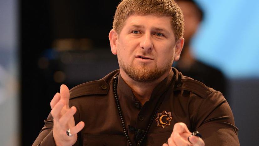 Рамзан Кадыров заявил о готовности уйти в отставку