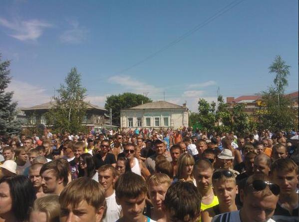 Вице-губернатор Саратовской области: ситуация в Пугачёве находится под контролем