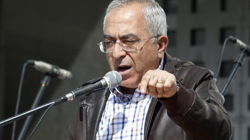 Премьер-министр Палестины подал в отставку