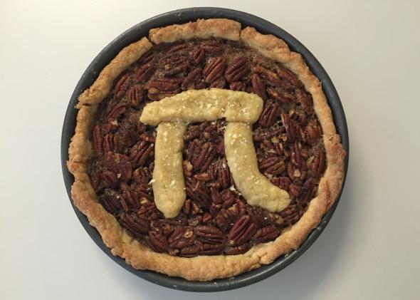 Математики всего мира отмечают сегодня Международный день числа «Пи»