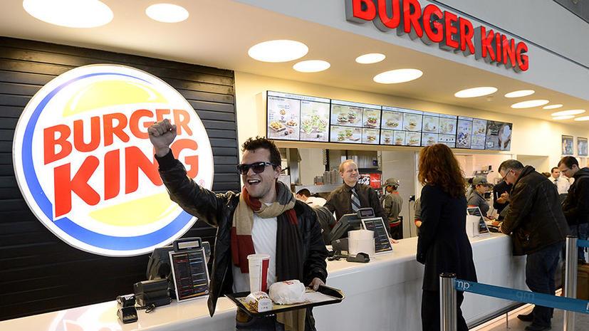 Burger King опасается попадания лошадиного ДНК в свои продукты