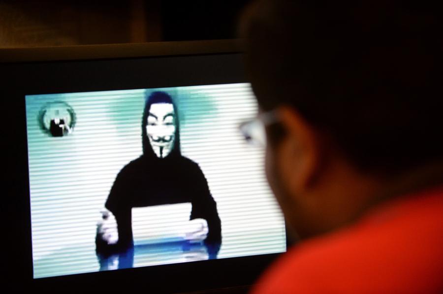 Хакеры из Anonymous заявили об успехах в кибервойне против «Исламского государства»