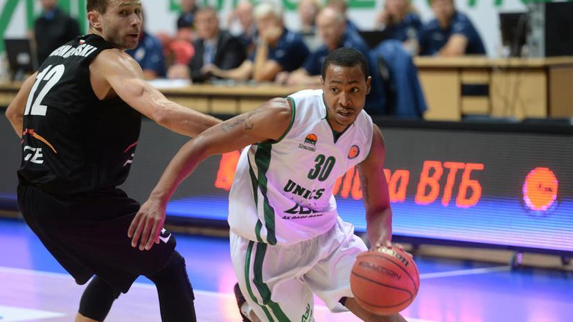 Баскетбольные баталии от Праги до Красноярска: Единая лига ВТБ начала шестой сезон