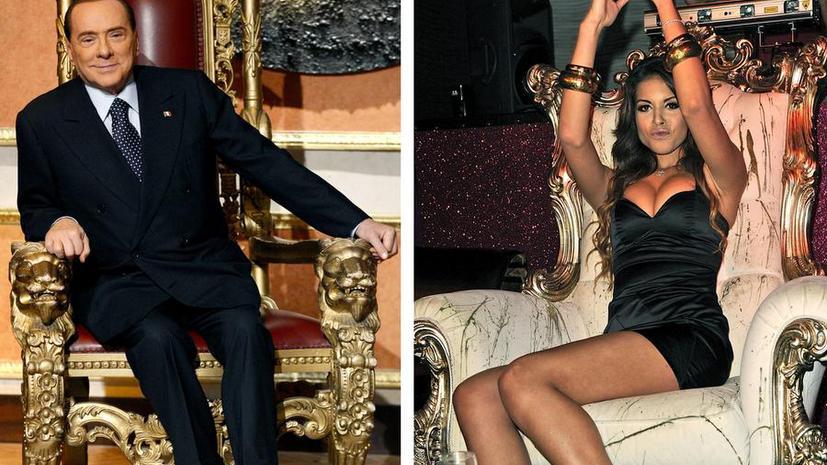 Оргии с проститутками обернулись для помощников Берлускони тюремными сроками