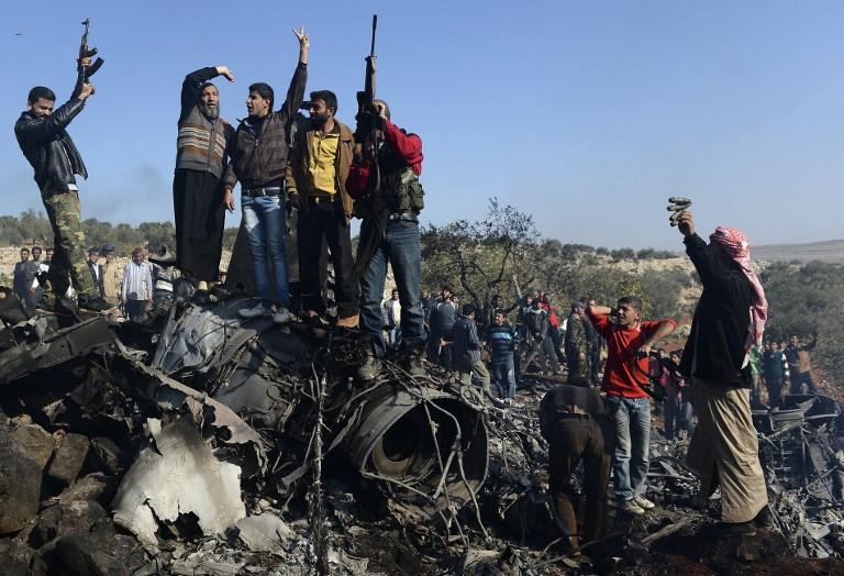 ЕС продлит эмбарго на поставки оружия в Сирию на три месяца