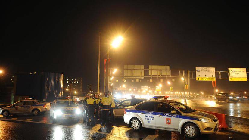 Полиция освободила девочку, удерживаемую в заложниках в Подмосковье