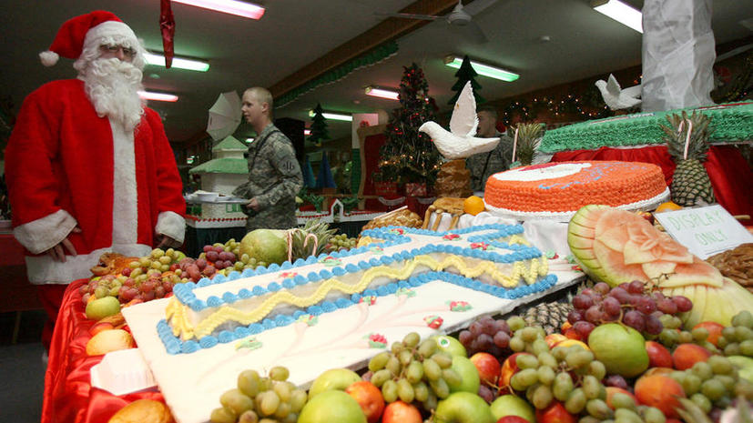 The Guardian: Британцы благодарят Владимира Путина за дешёвый рождественский ужин