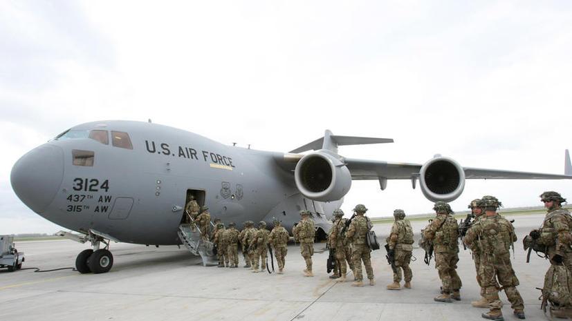 США завершают военную миссию в Афганистане на следующей неделе