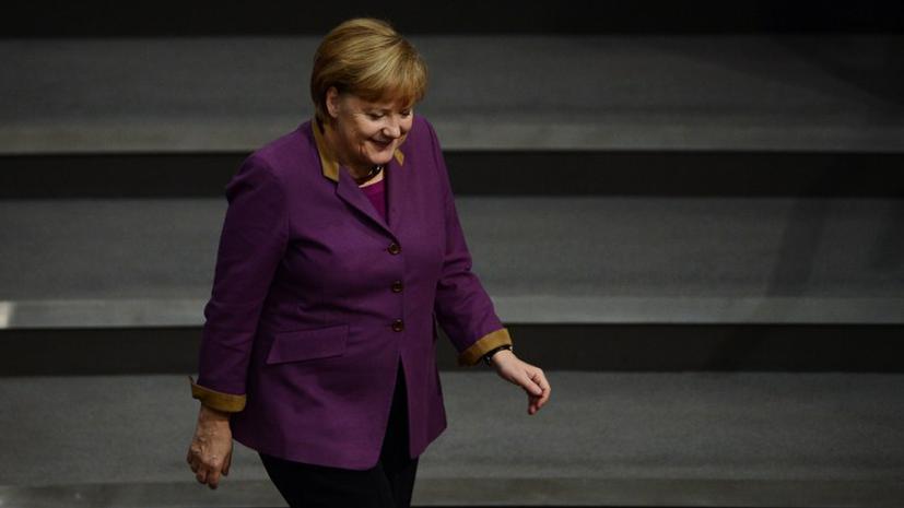 Немецкие парламентарии одобрили план помощи Греции