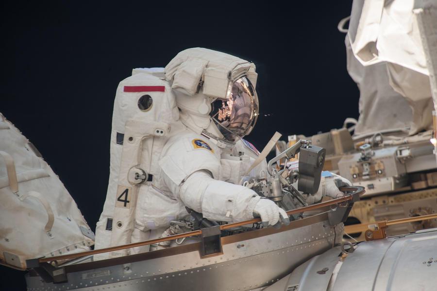 Космическая радиация может вызвать повреждения мозга у покорителей Марса