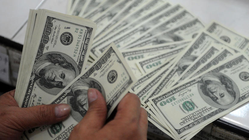 Невидимый грибок съедает доллары США