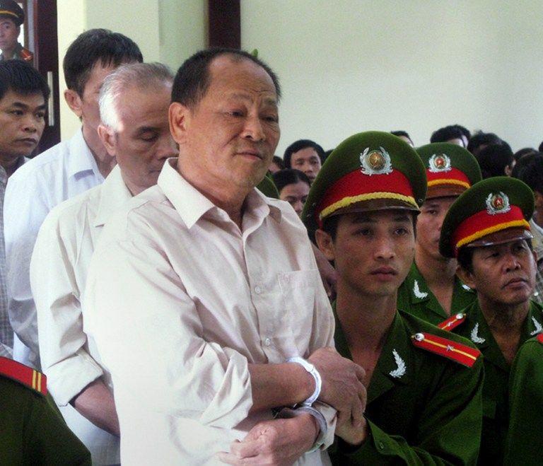 22 вьетнамца попали в тюрьму за критику власти