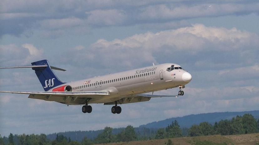Норвежские пилоты полетели домой, когда у них закончился рабочий день