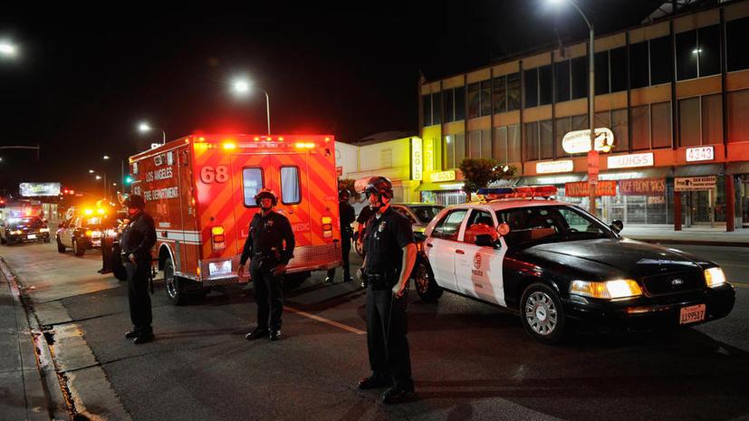 Стрельба и захват заложников во Флориде: семеро погибших, полиция пошла на штурм здания